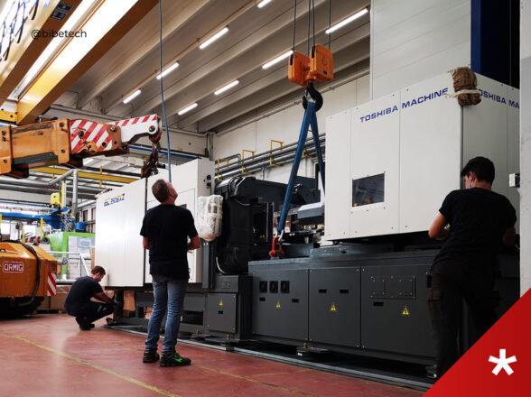 Innovazione e modernizzazione partono dalle presse elettriche